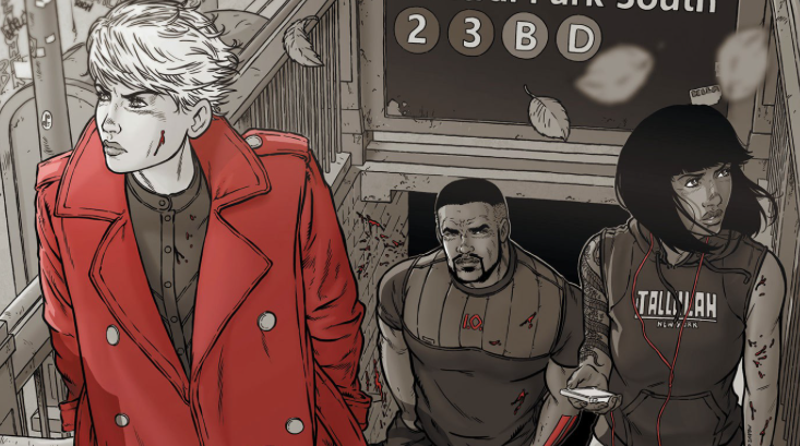 The Wild Storm #1 Review