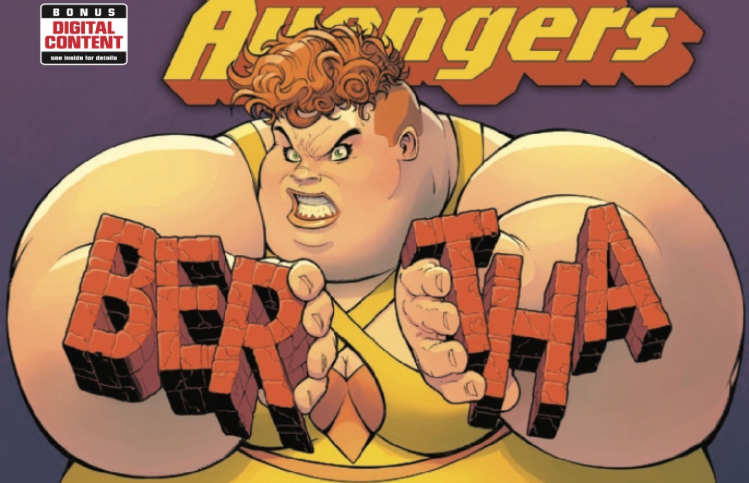 Marvel Preview: Great Lakes Avengers #5