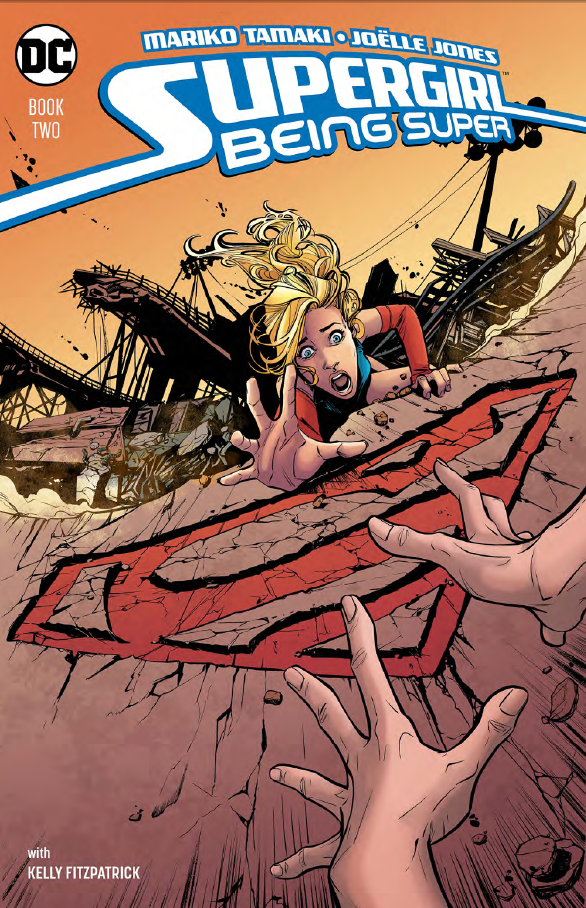 Supergirl: Being Super #2 Review