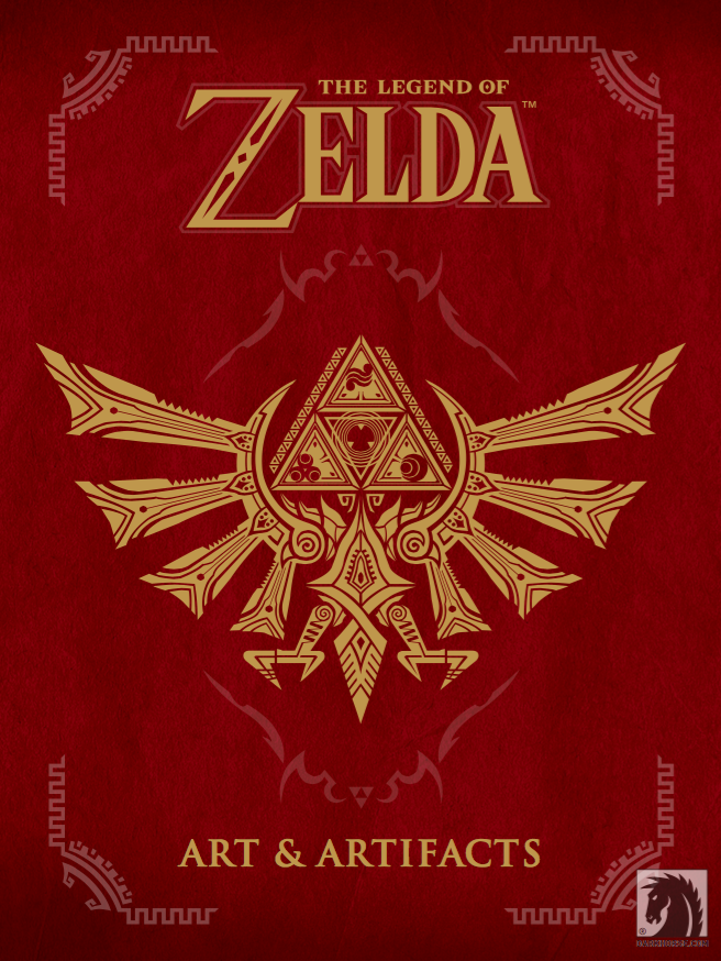 The Legend of Zelda: Art and Artifacts Review