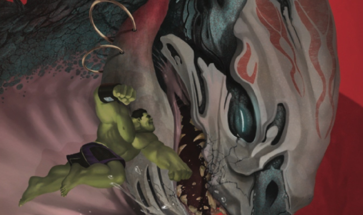 Marvel Preview: Totally Awesome Hulk #1.MU