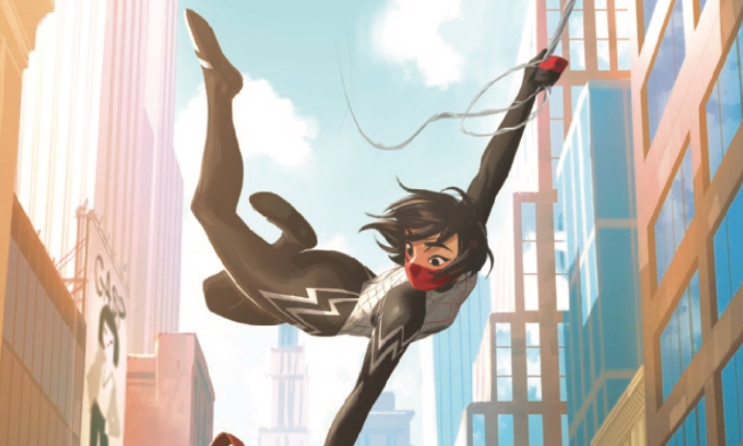 Marvel Preview: Silk #18