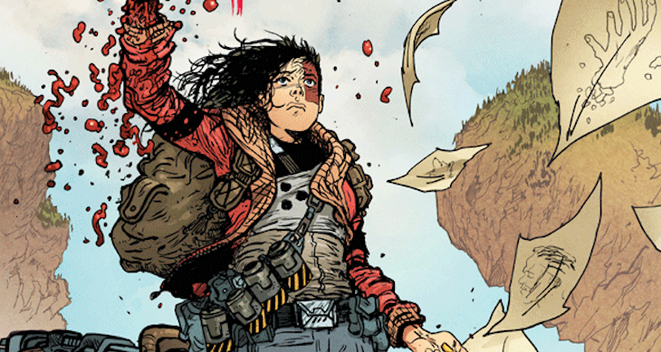 Extremity #1 Review