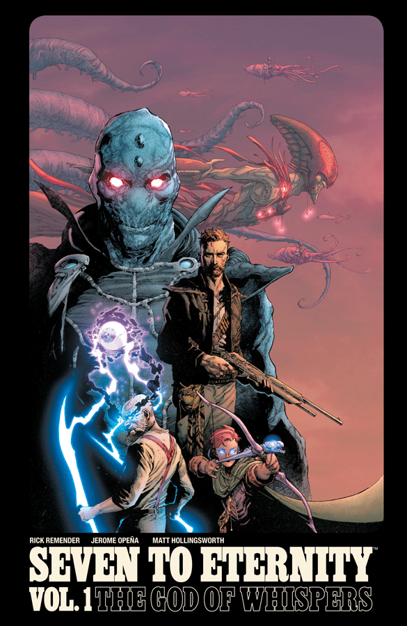 Seven To Eternity Vol. 1 Review