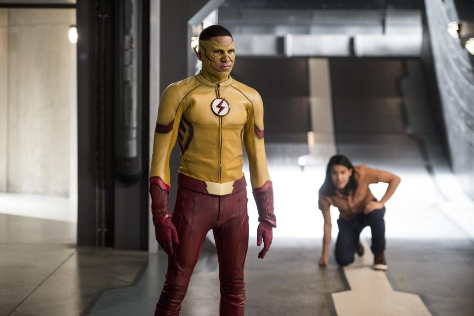 "The Flash: Season 3, Episode 11 ""Dead or Alive"" Review"