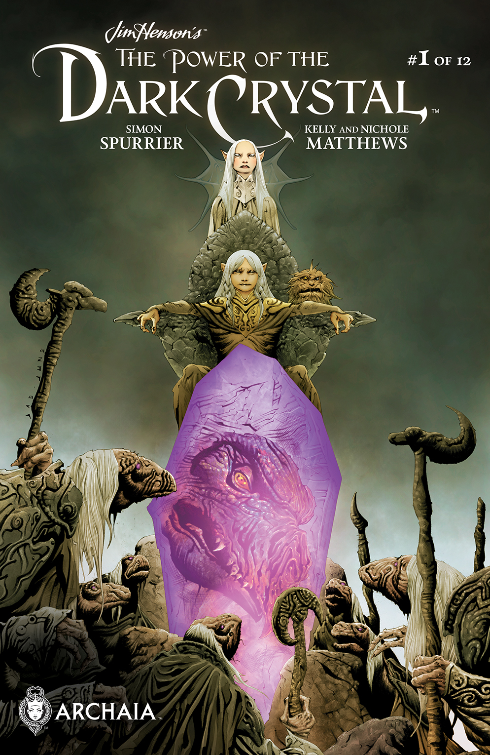The Power of the Dark Crystal #1 Review