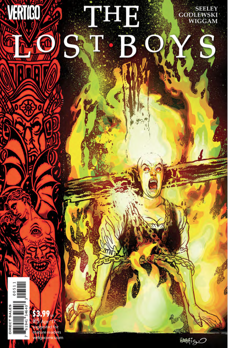 The Lost Boys #5 Review