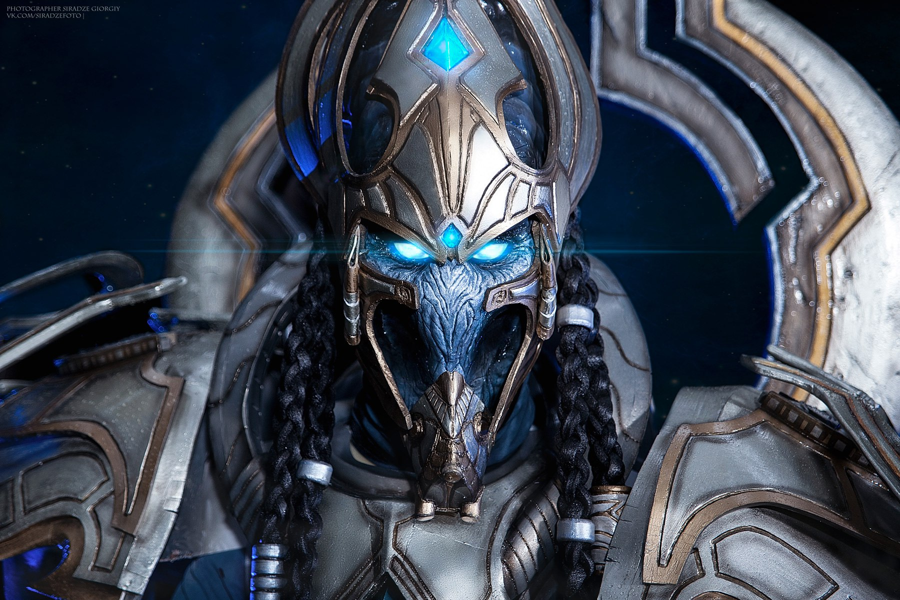 starcraft ii artanis cosplay by yuggy � aipt