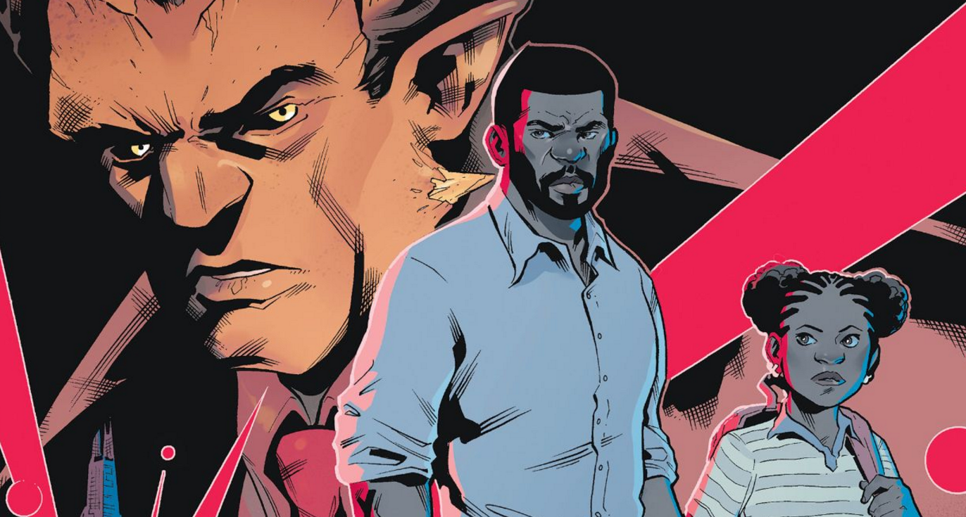 Darkness Visible #1 Review