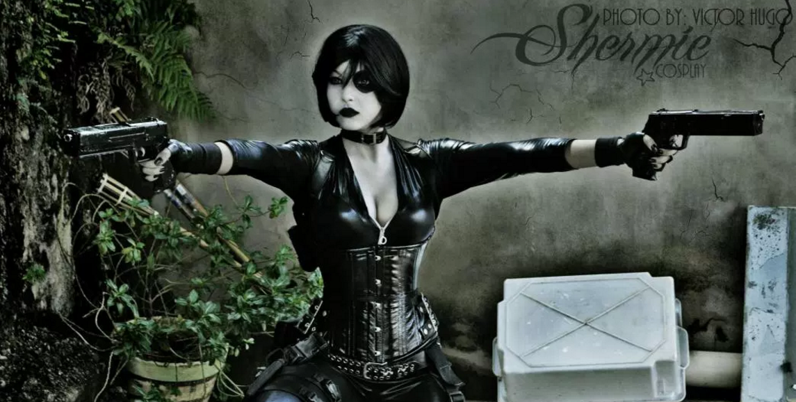 Domino Cosplay by Shermie