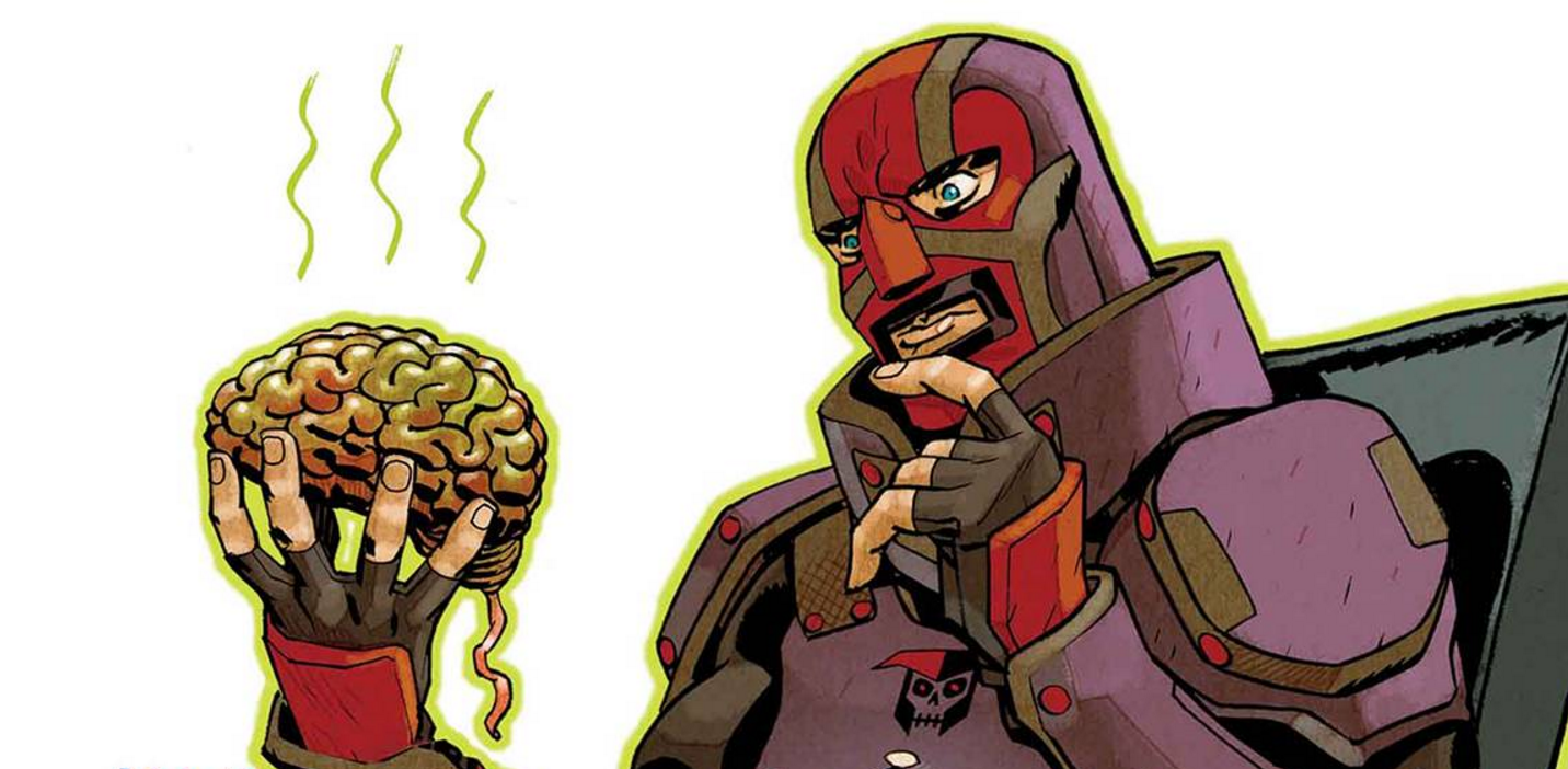 Marvel Preview: Foolkiller #4