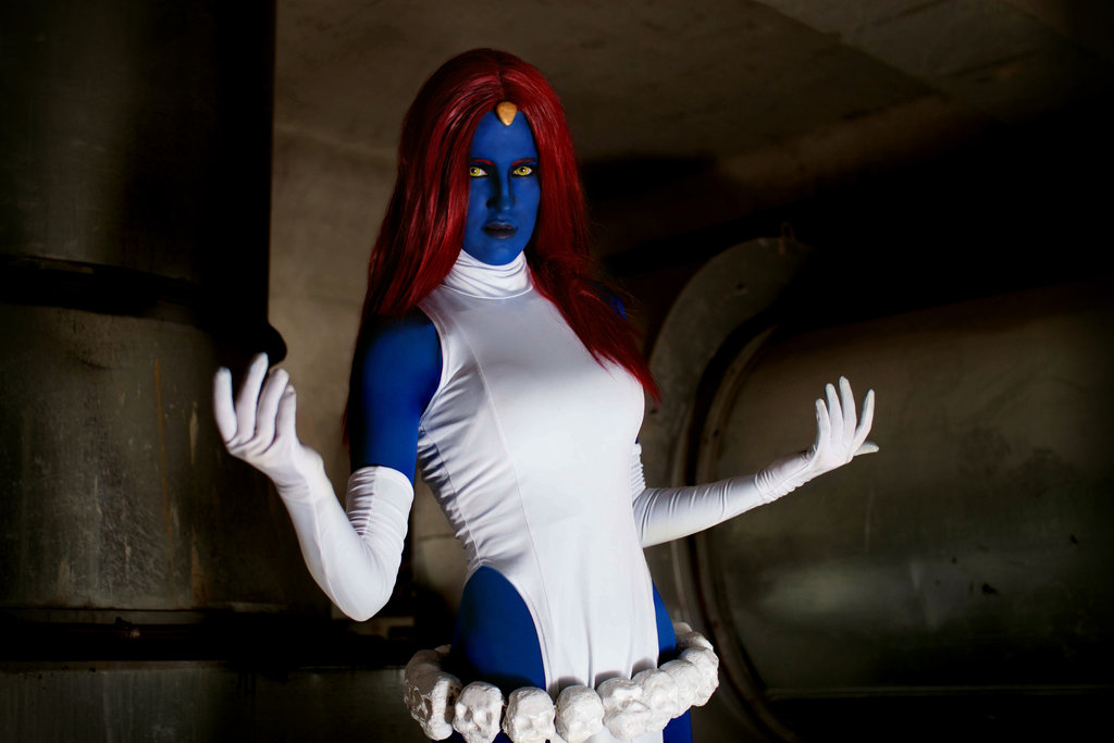 X-Men: Mystique Cosplay by Hidory