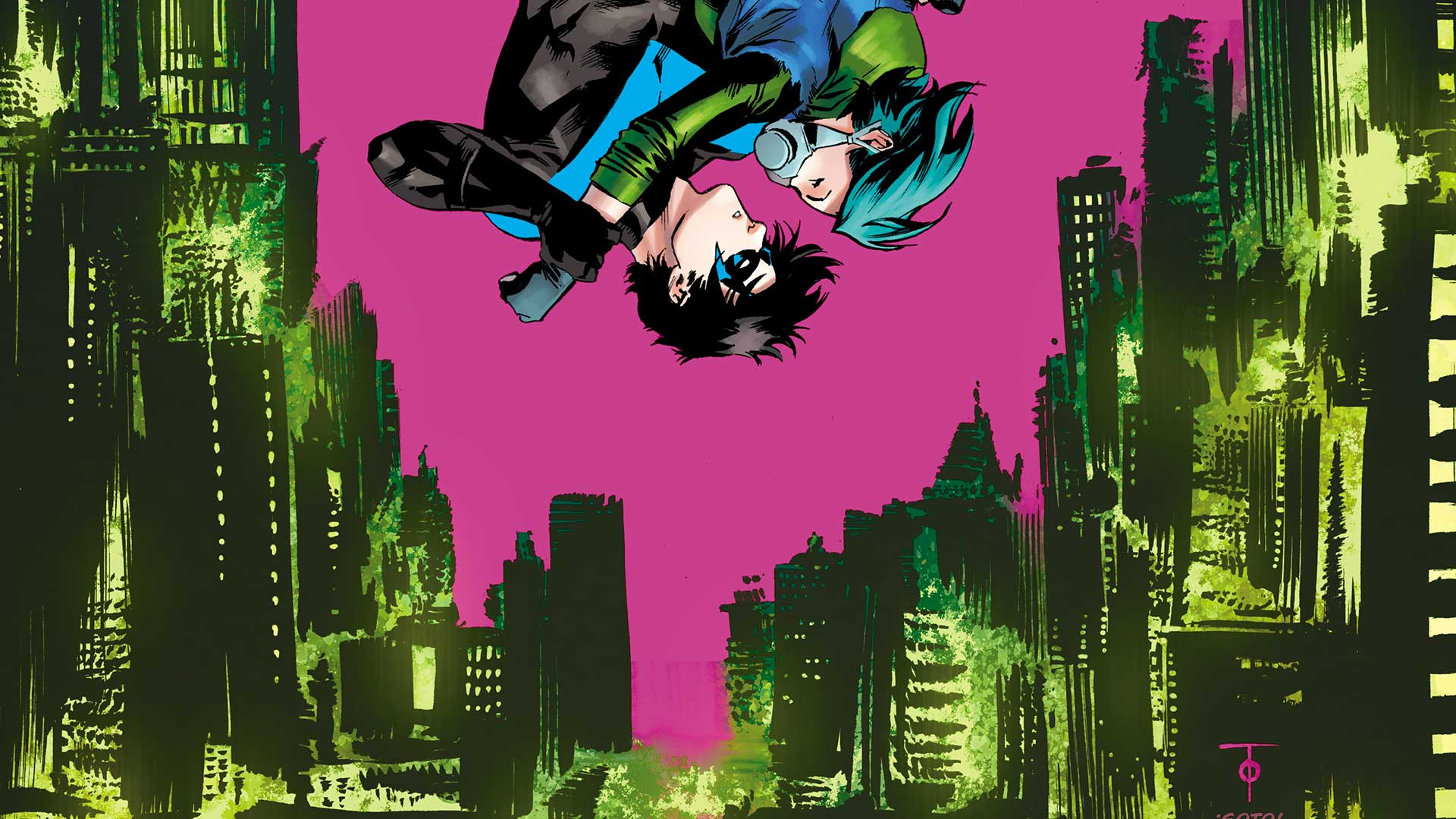 [EXCLUSIVE] DC Preview: Nightwing #15