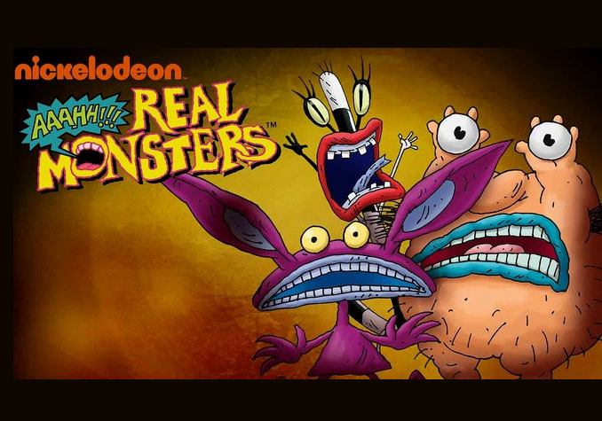 Aaahh!!! Real Monsters: A Look Back