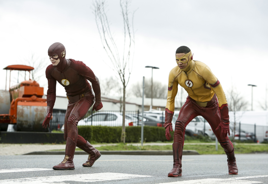 "The Flash: Season 3, Episode 12 ""Untouchable"" Review"