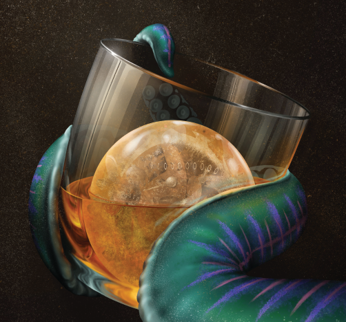 Can Alcohol Save The Universe? An Interview with 'Warshiner' Creator Rebecca Rothschild