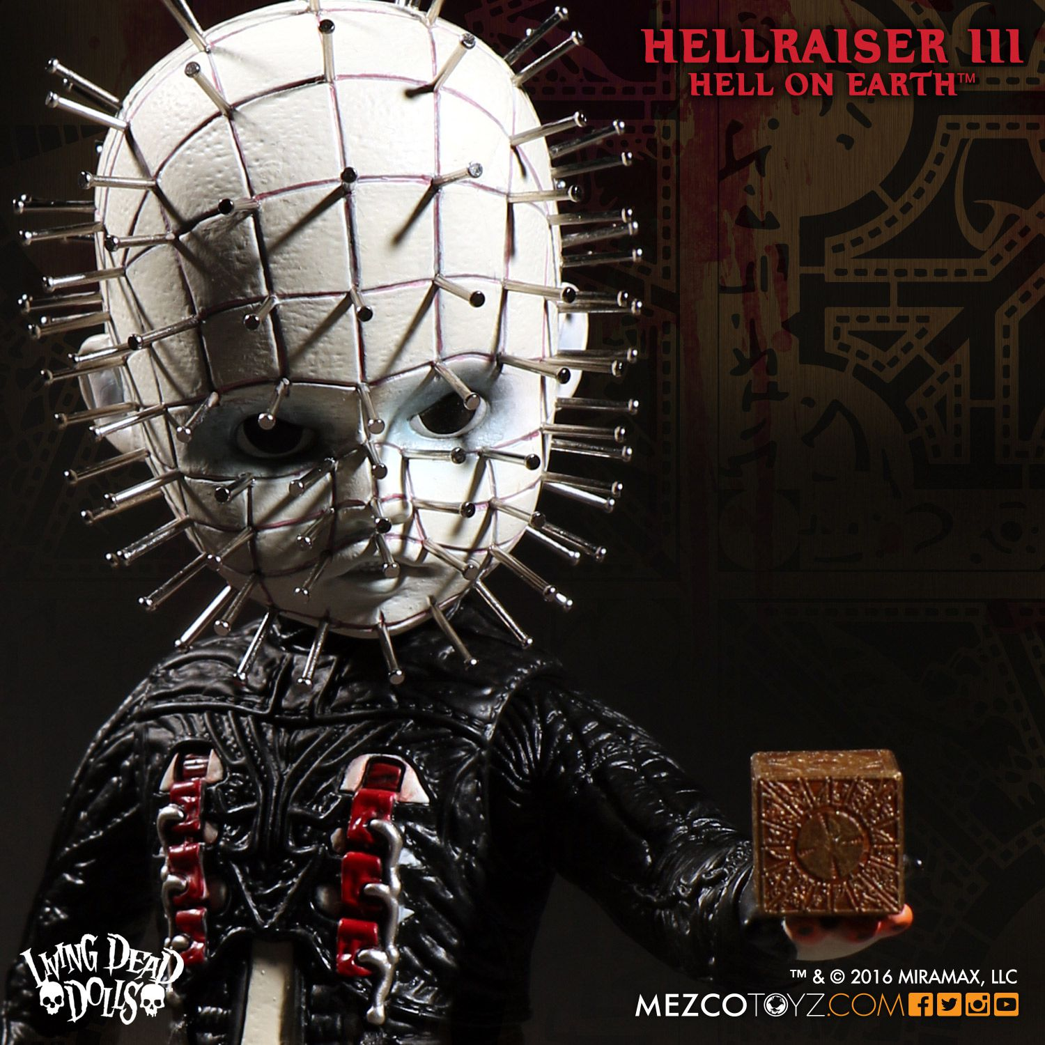 Unboxing/Review Hellraiser III: Hell on Earth Pinhead