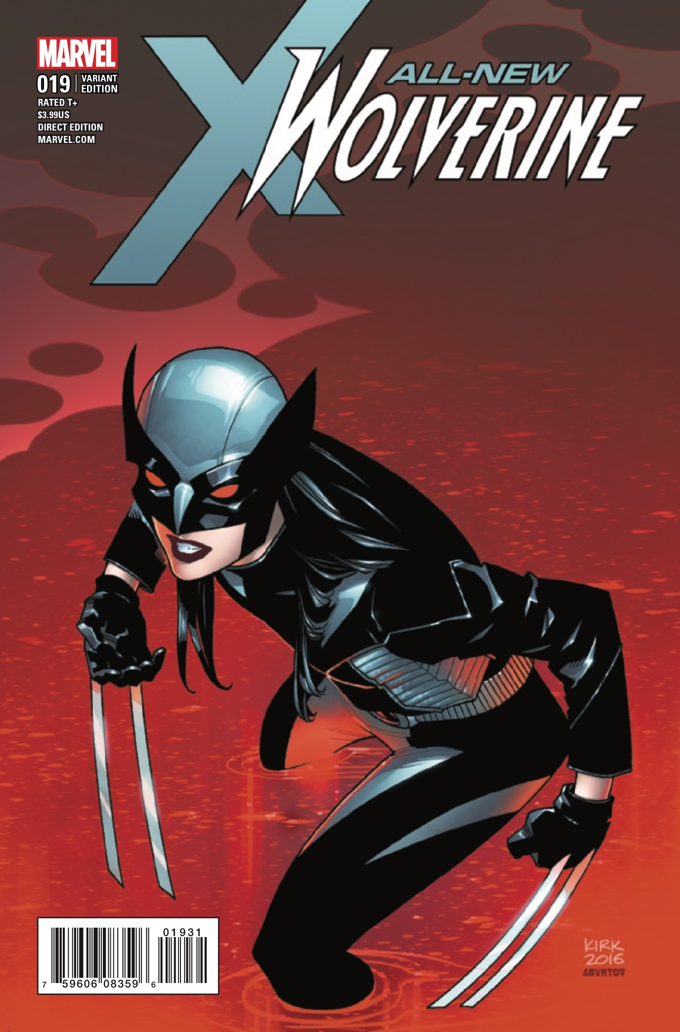 Marvel Preview: All-New Wolverine #19