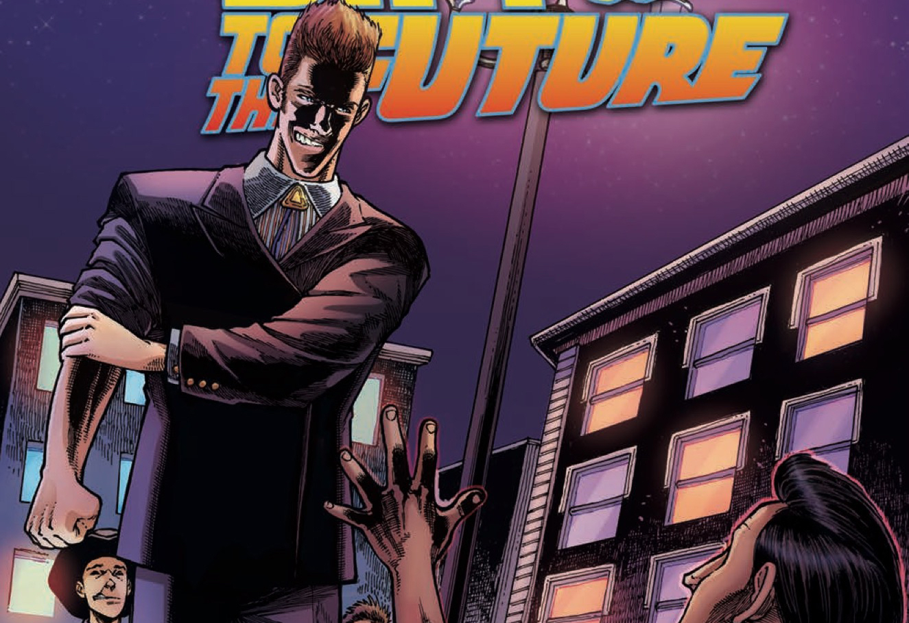 [EXCLUSIVE] IDW Preview: Back to the Future: Biff to the Future #3