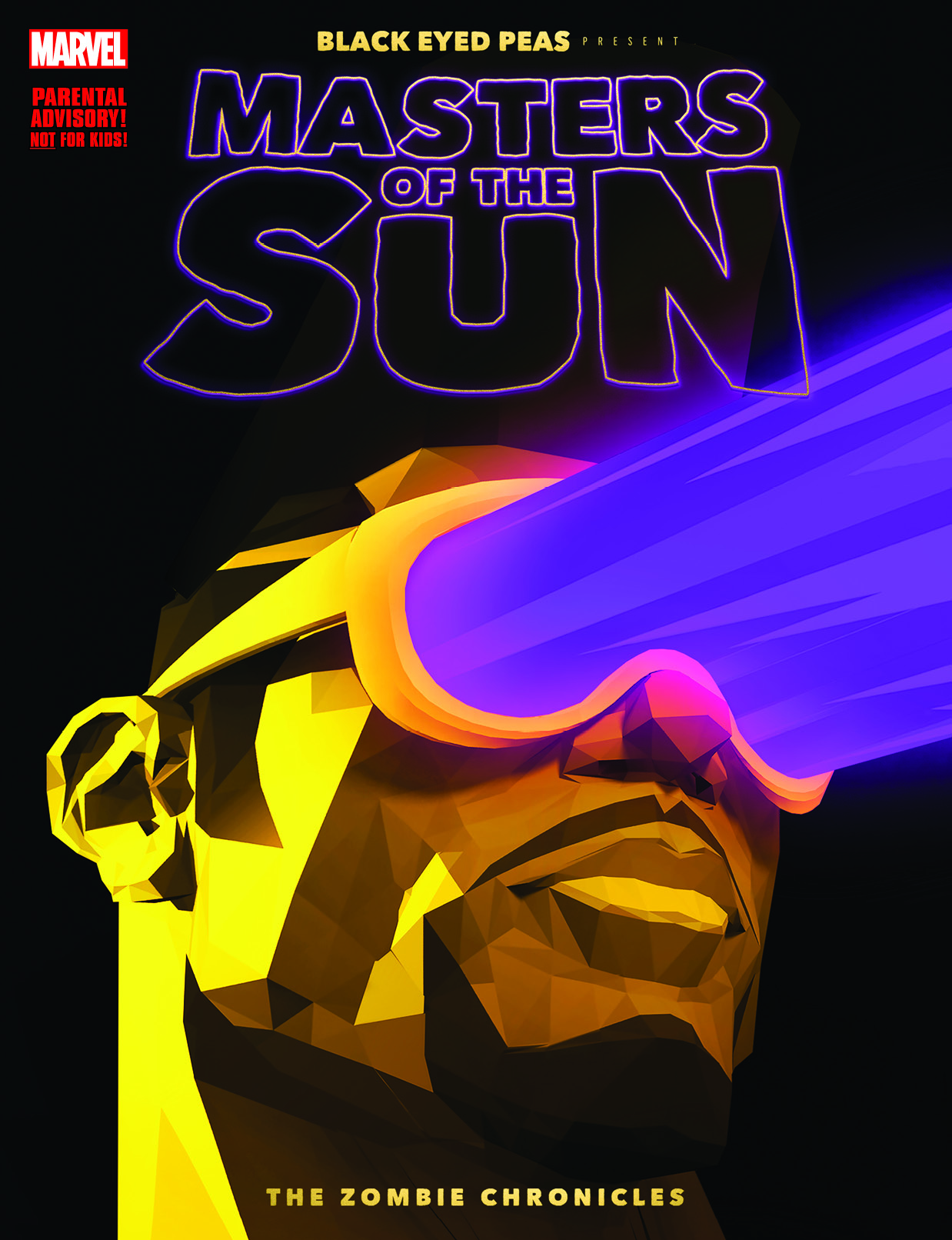 Marvel Preview: Black Eyed Peas: Masters Of the Sun - The Zombie Chronicles TPB