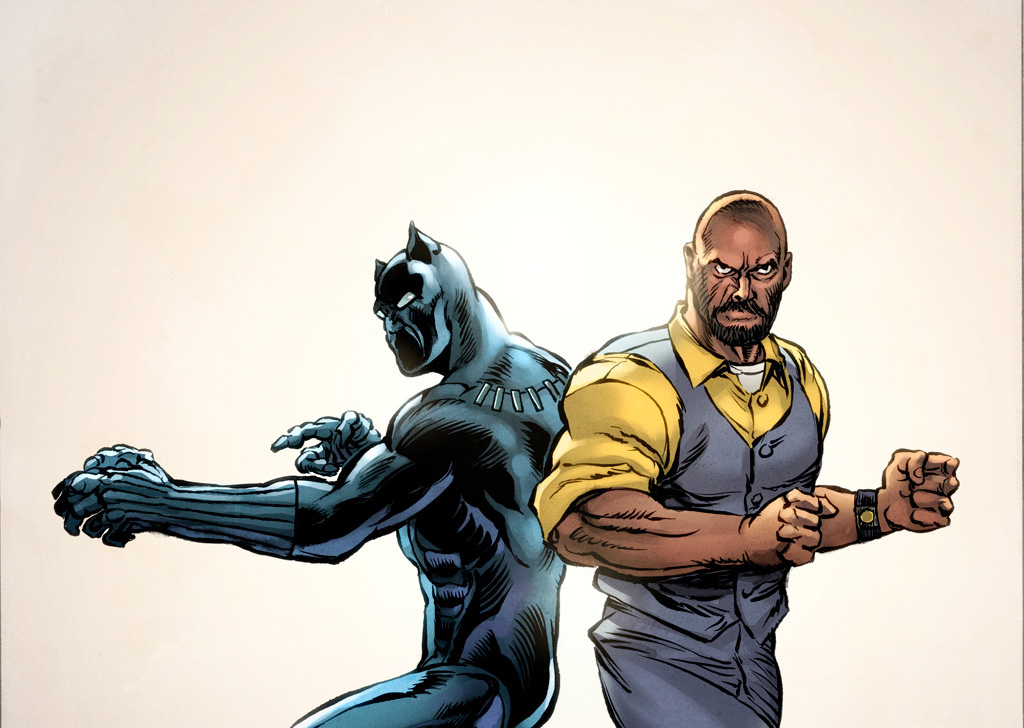 Marvel Preview: Black Panther & the Crew #1