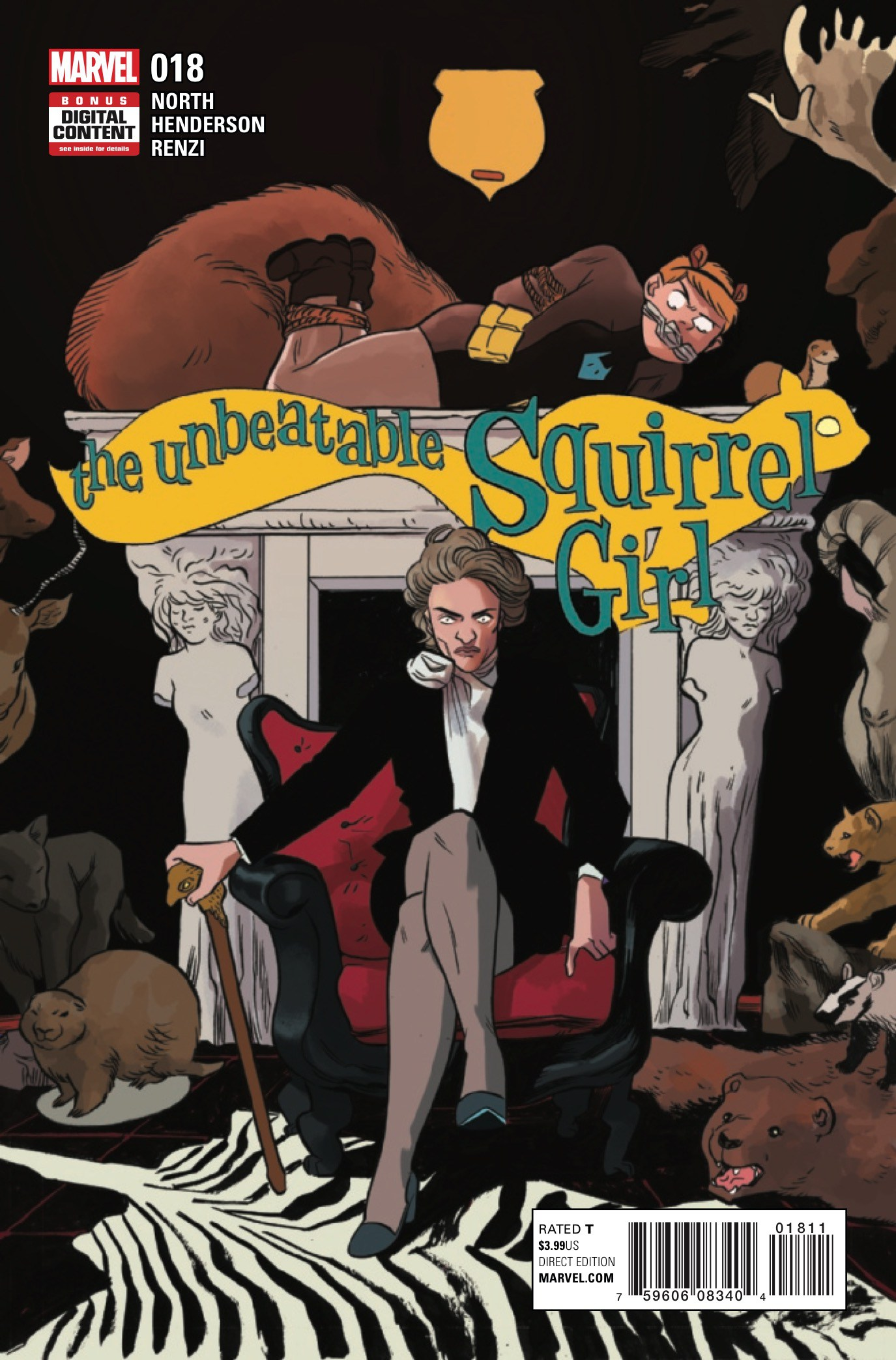 The Unbeatable Squirrel Girl #18 Review