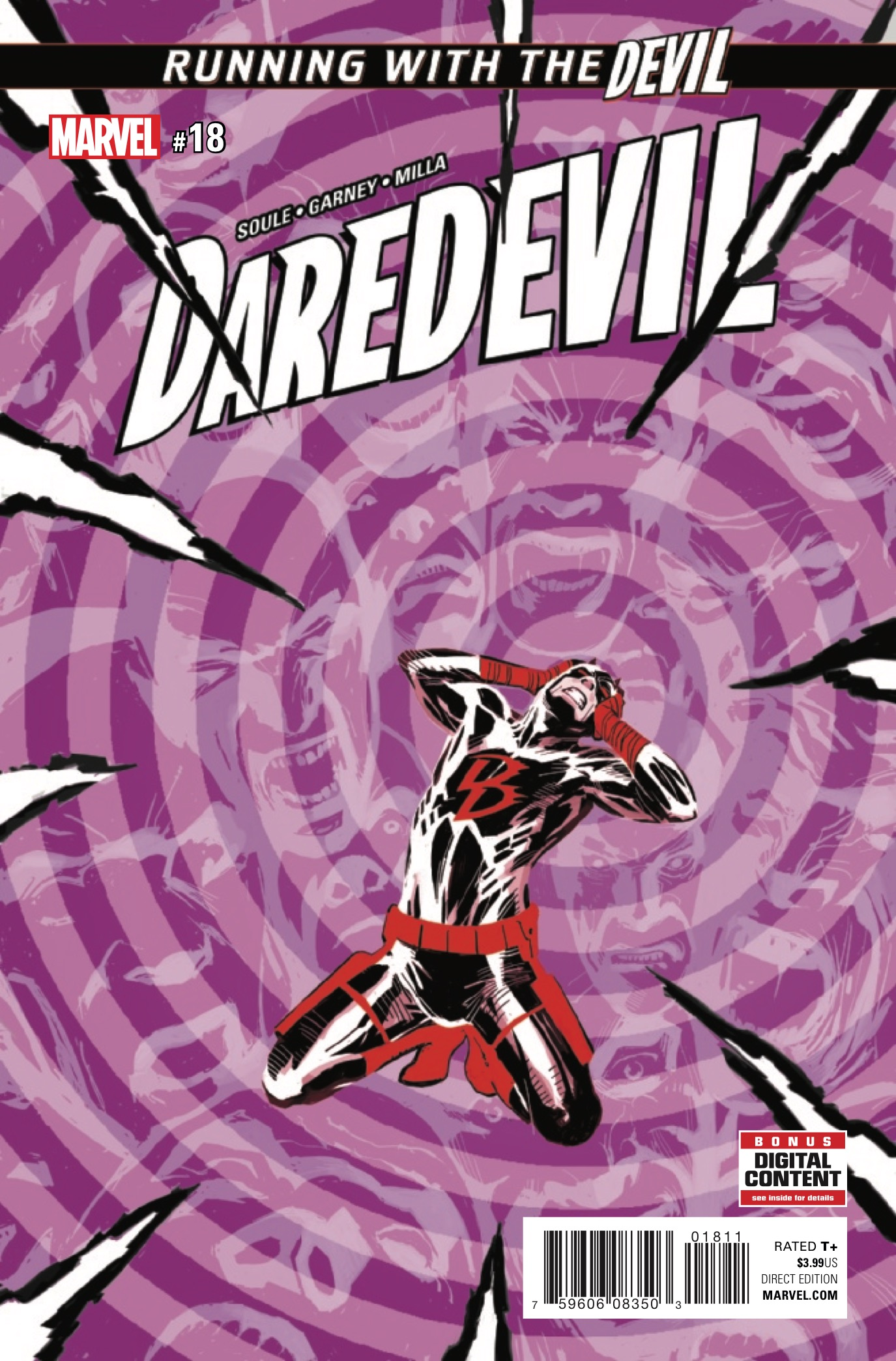 Daredevil #18 Review