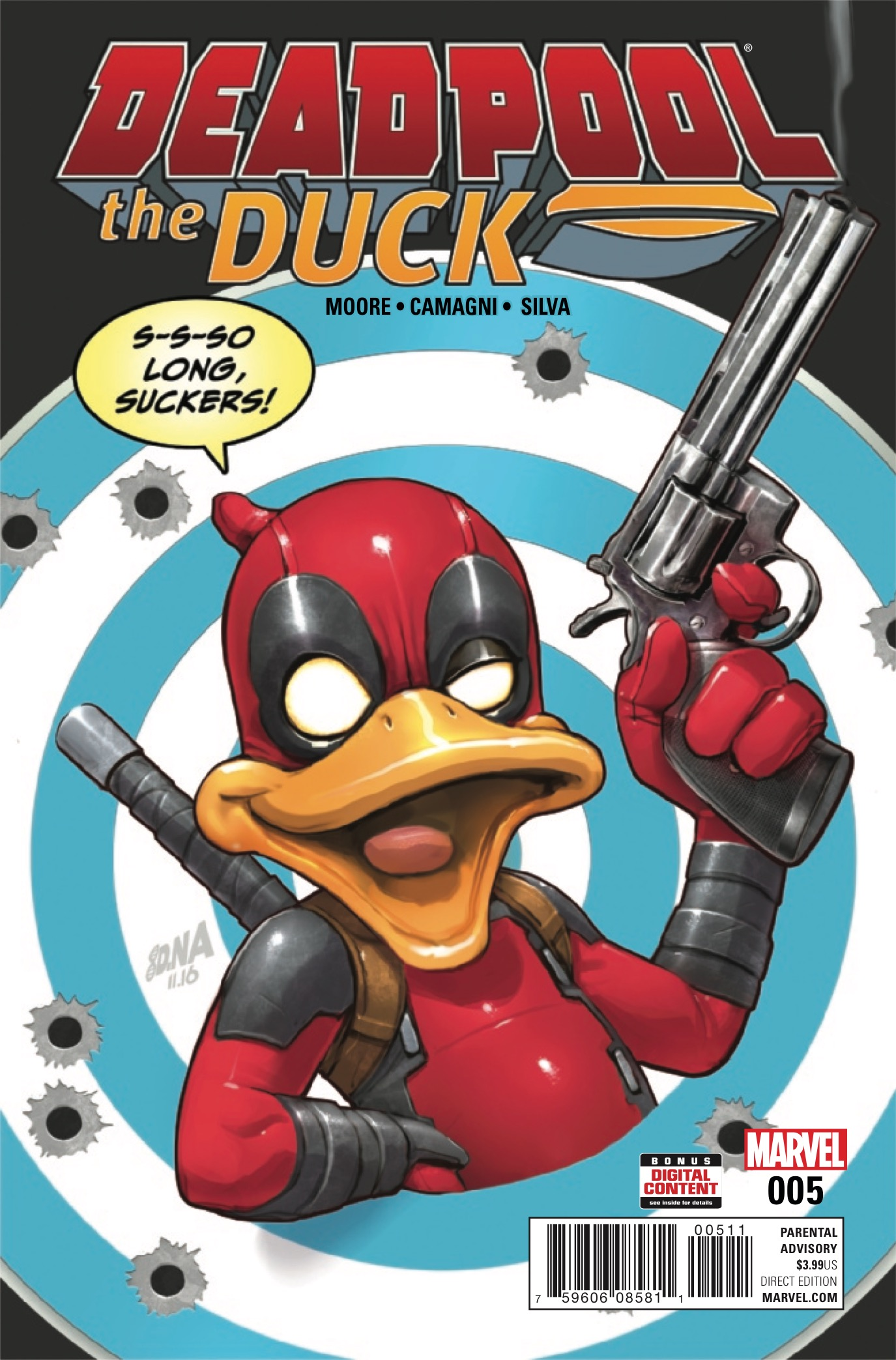 [EXCLUSIVE] Marvel Preview: Deadpool The Duck #5