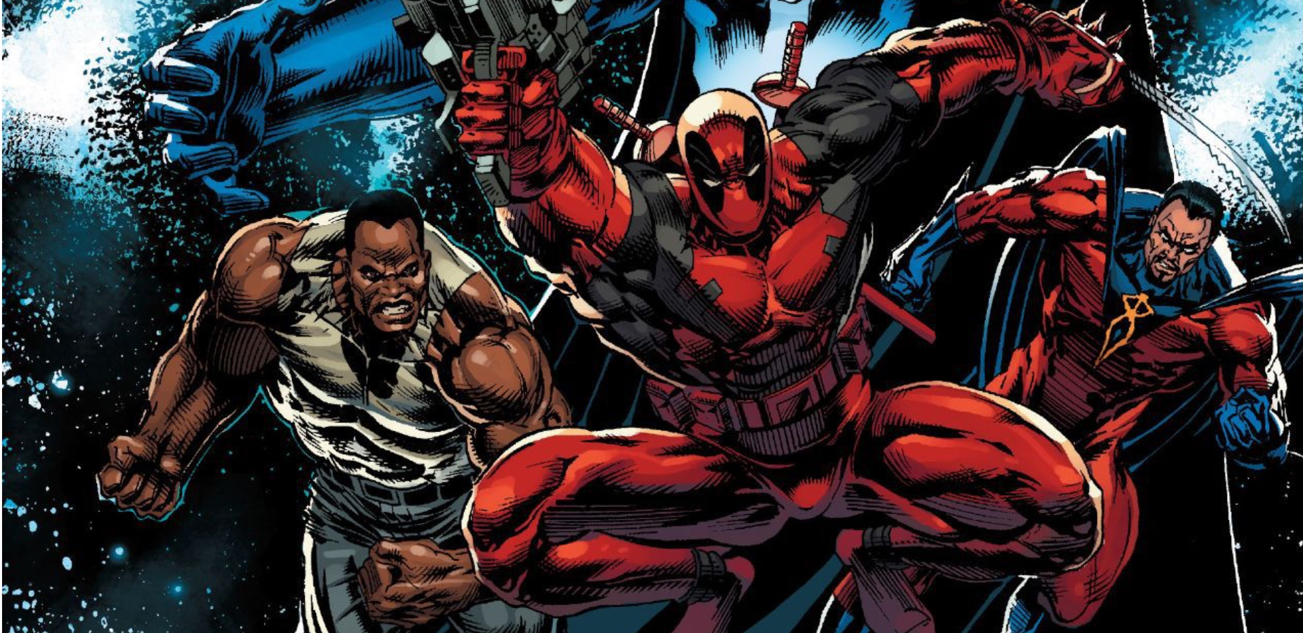 Deadpool and the Secret Defenders Review