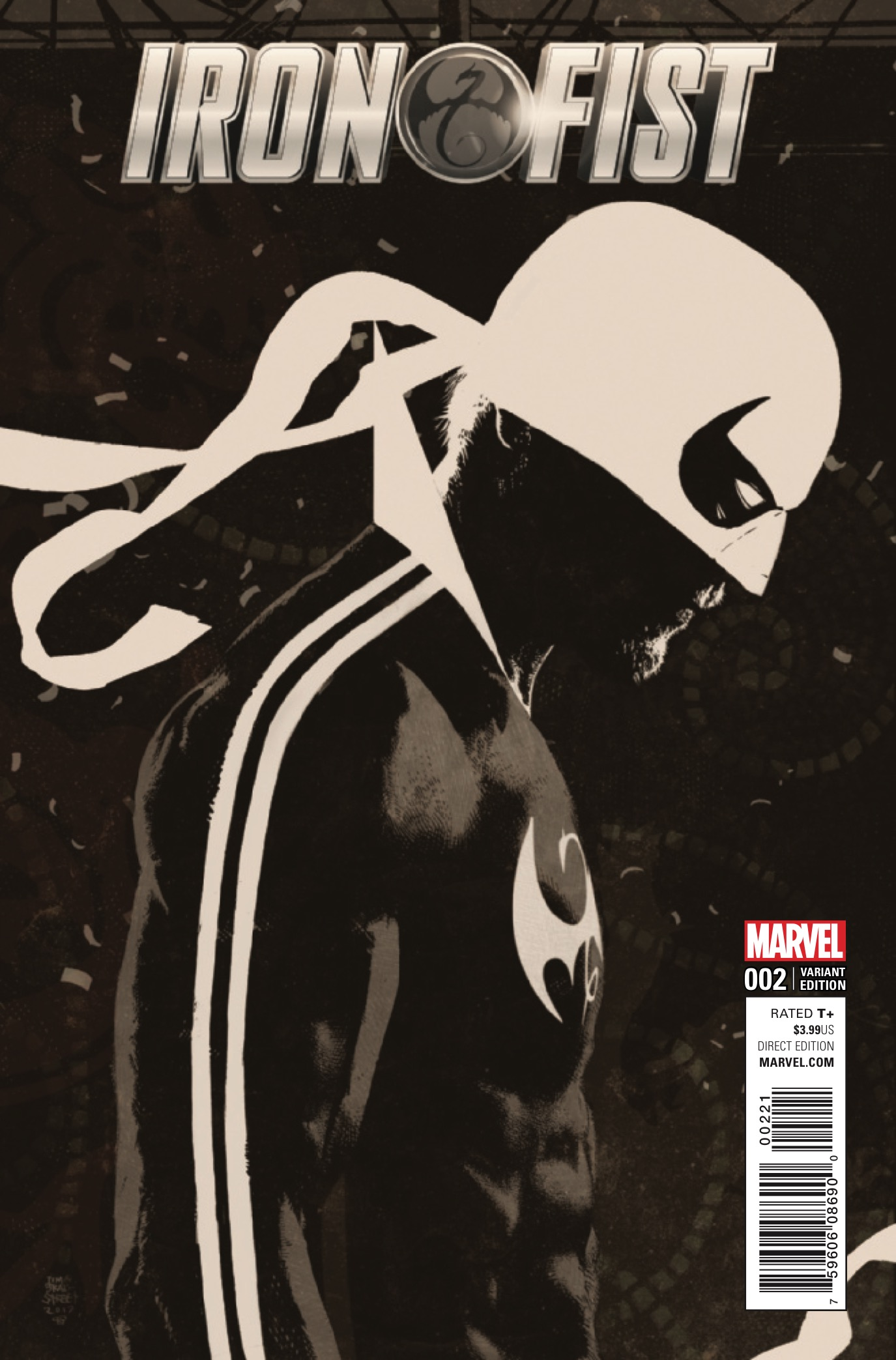 Iron Fist #2 Review