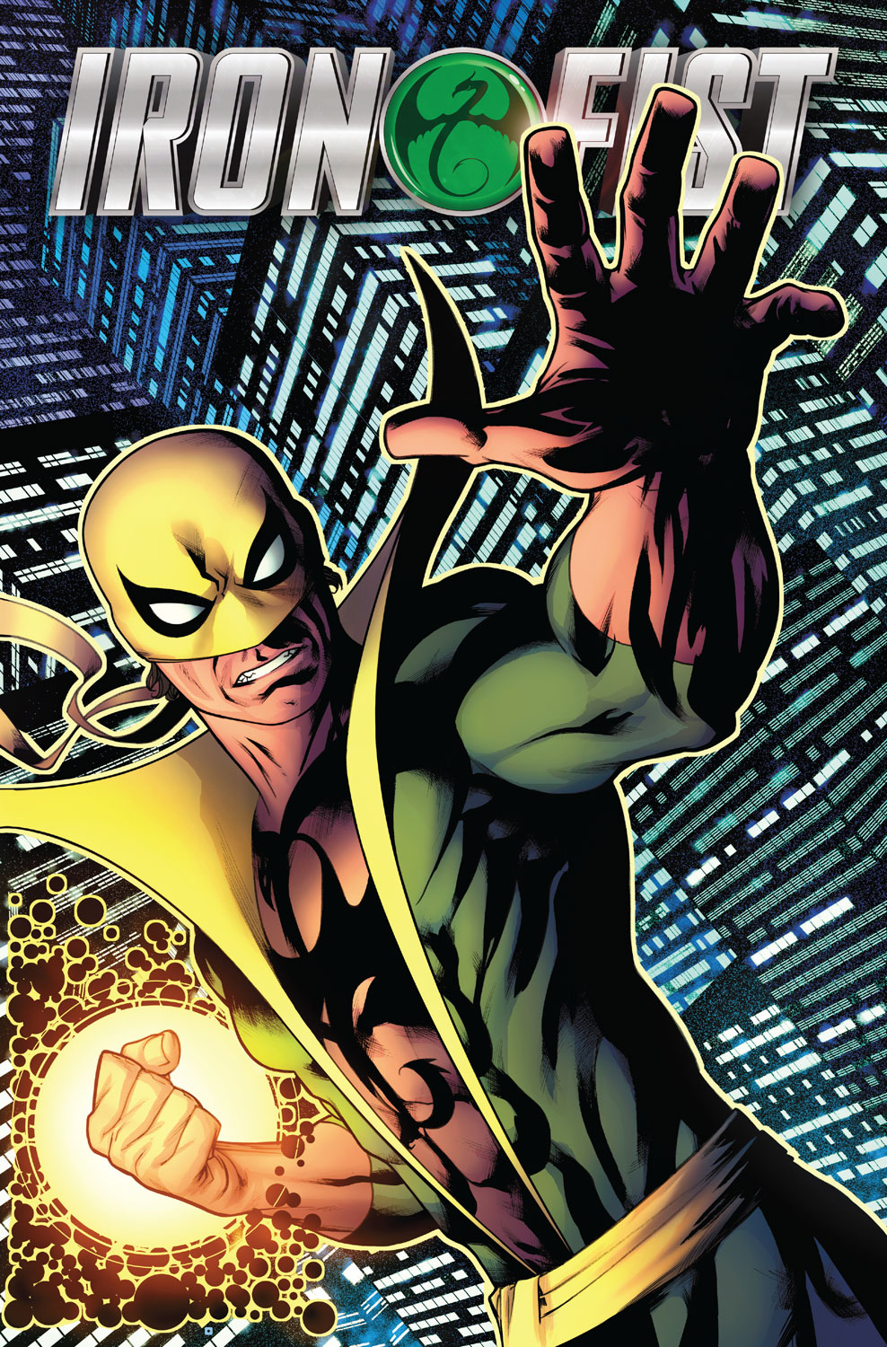 Marvel Preview: Iron Fist #1 Exclusive Variants