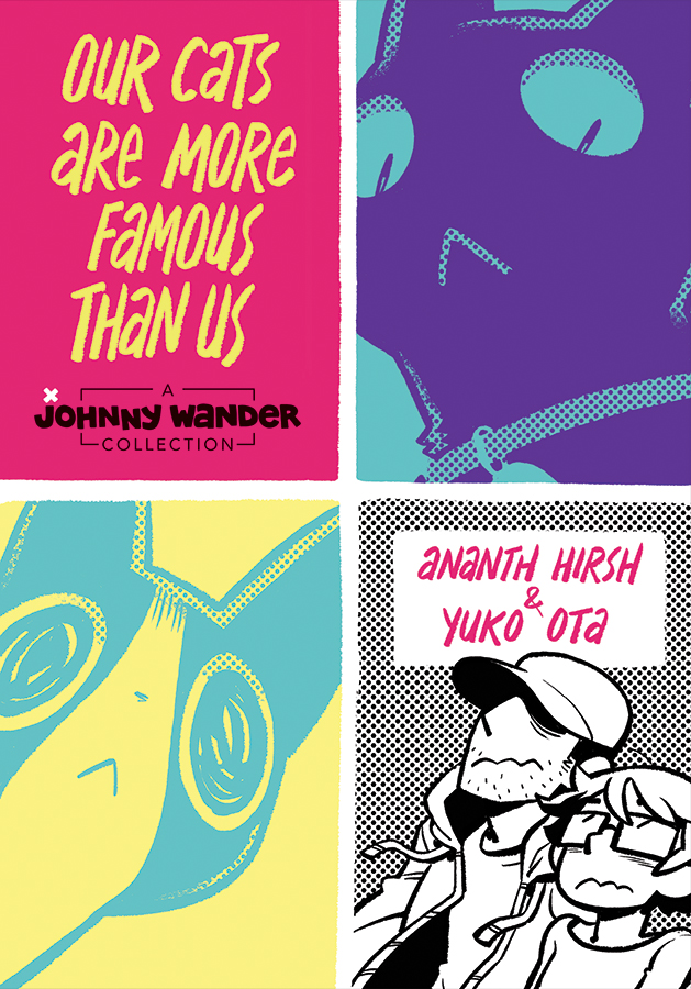 Our Cats Are More Famous Than Us: A Johnny Wander Collection Review