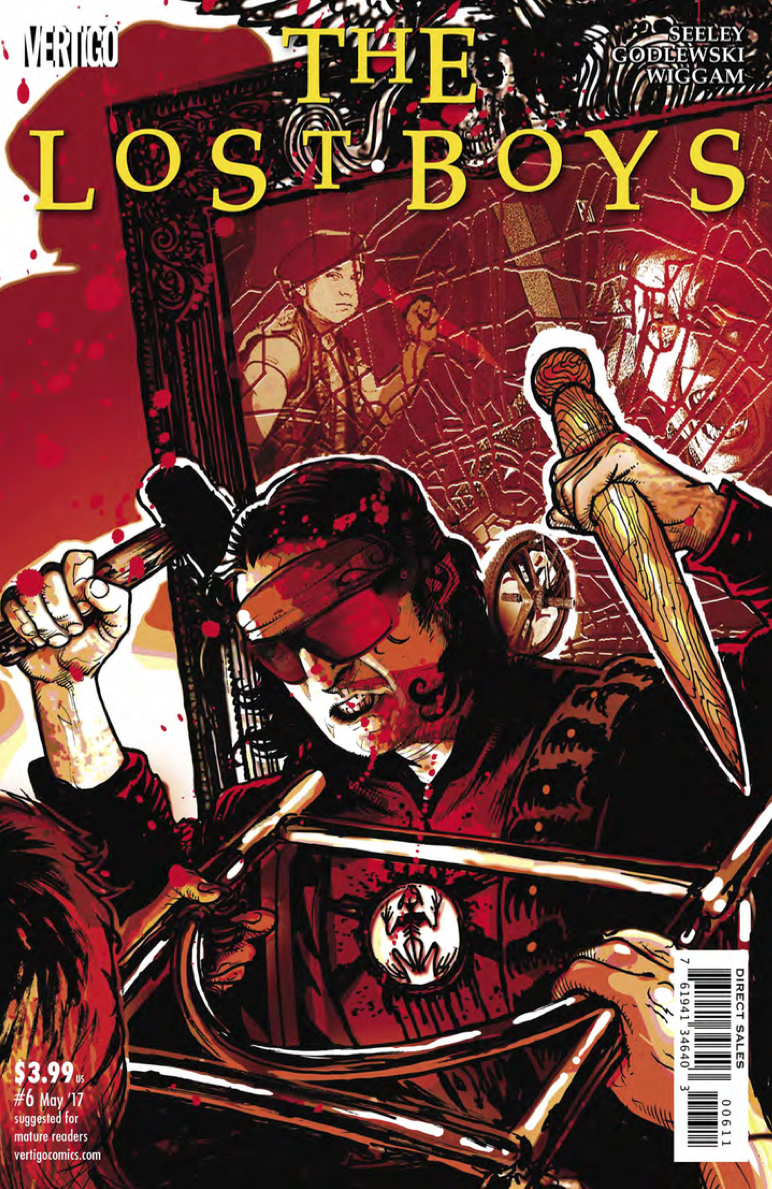 The Lost Boys #6 Review