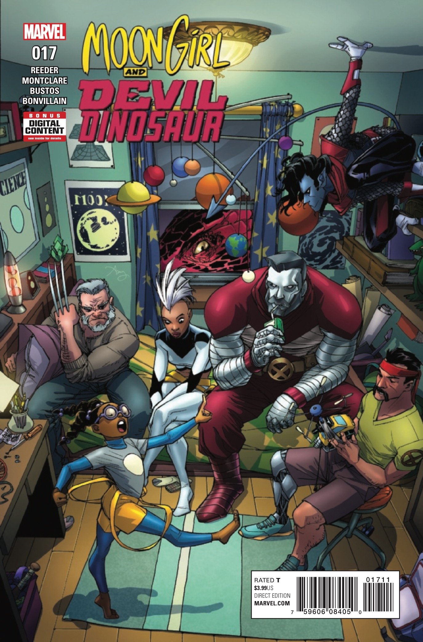 Moon girl and devil dinosaur 17 review aipt