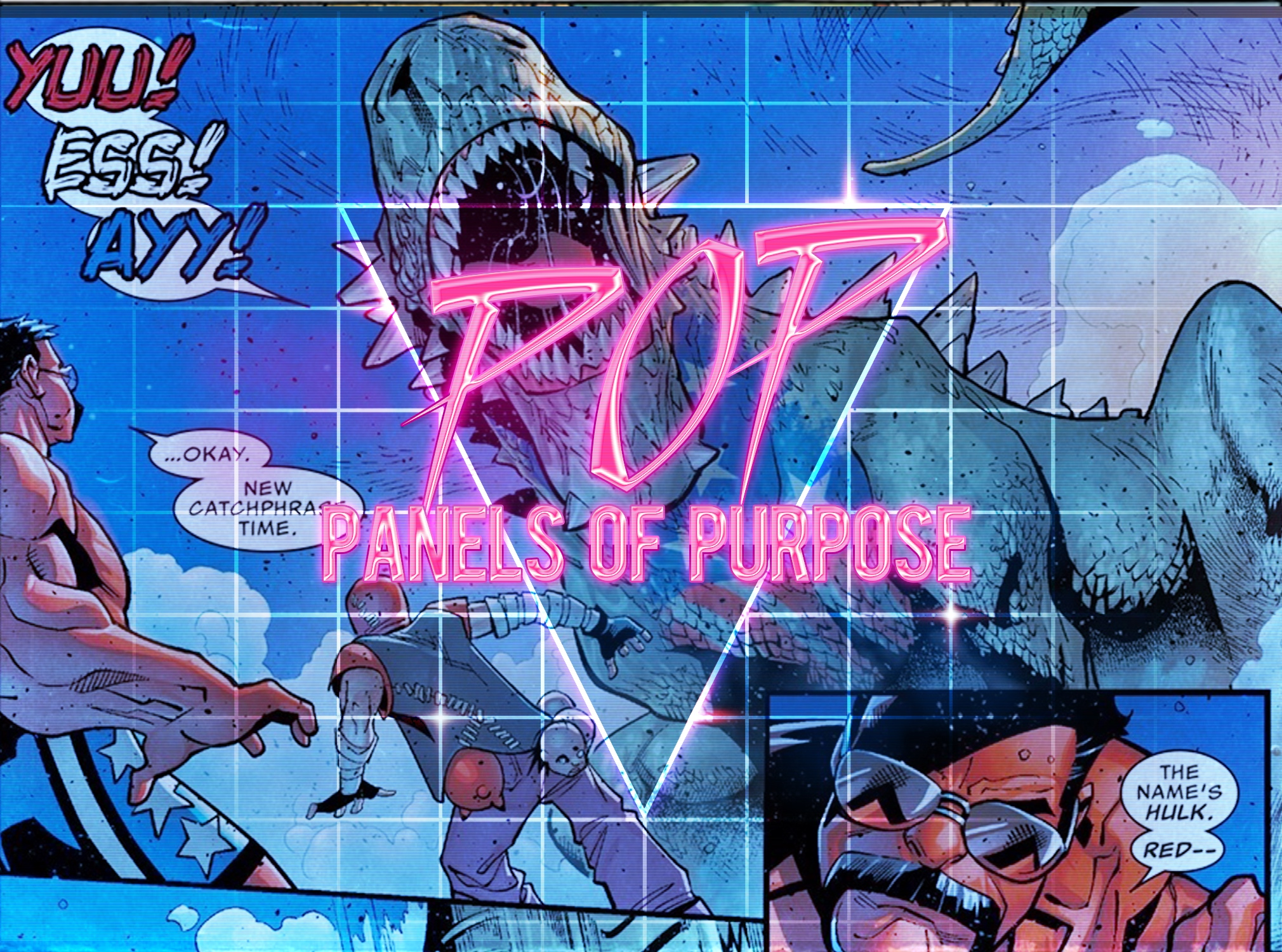 Monthly POP: Panels of Purpose–March 2017