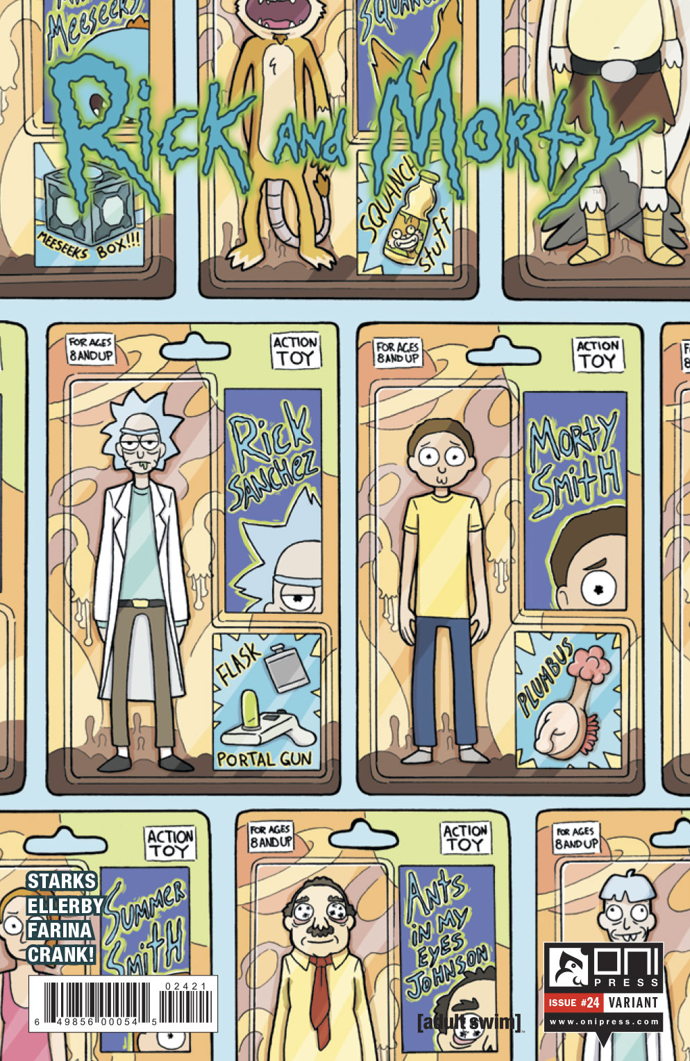 Rick and Morty #24 Review