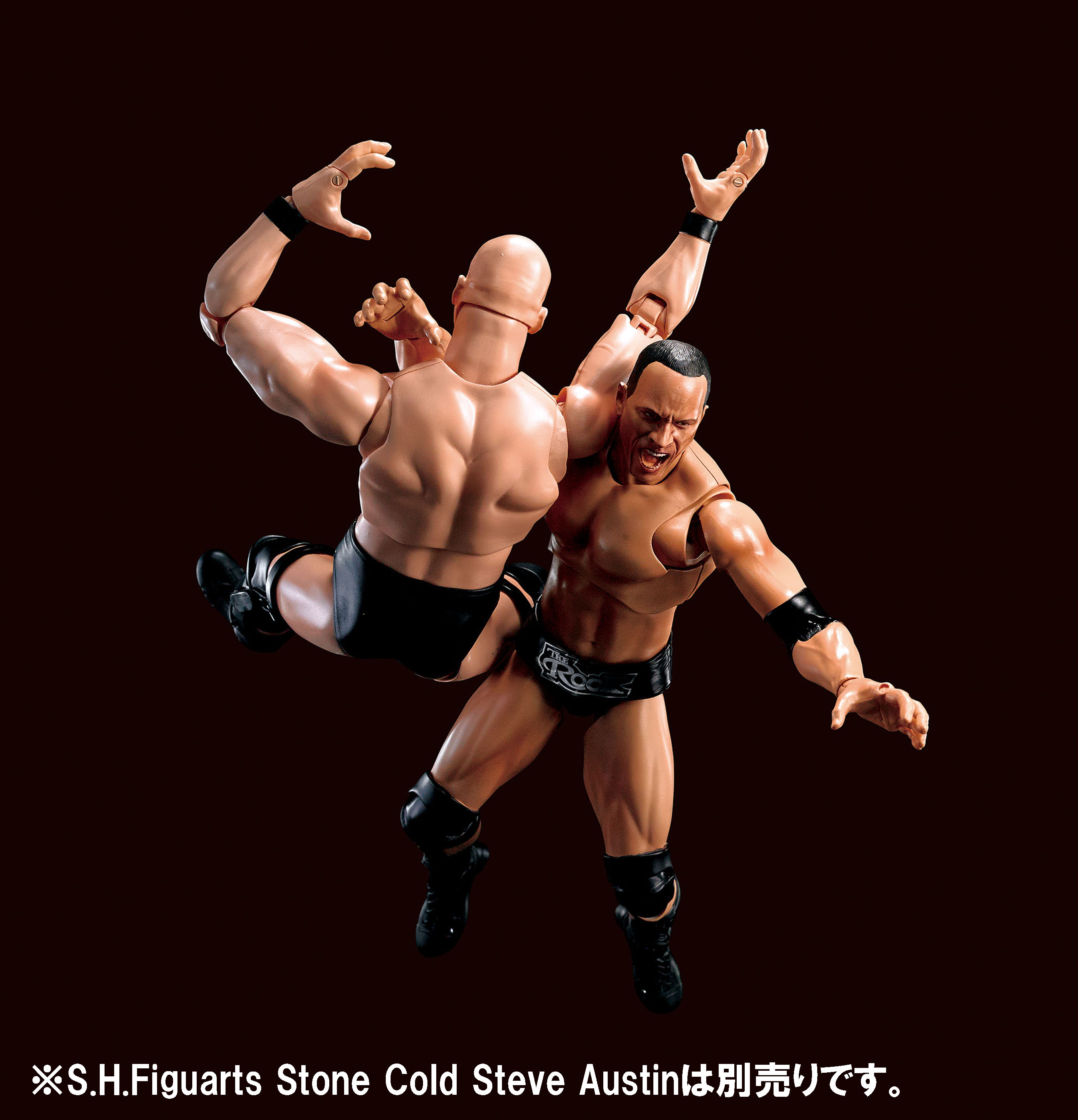 Bluefin Preview: New Figures Of Iconic WWE Wrestlers From Tamashii Nations