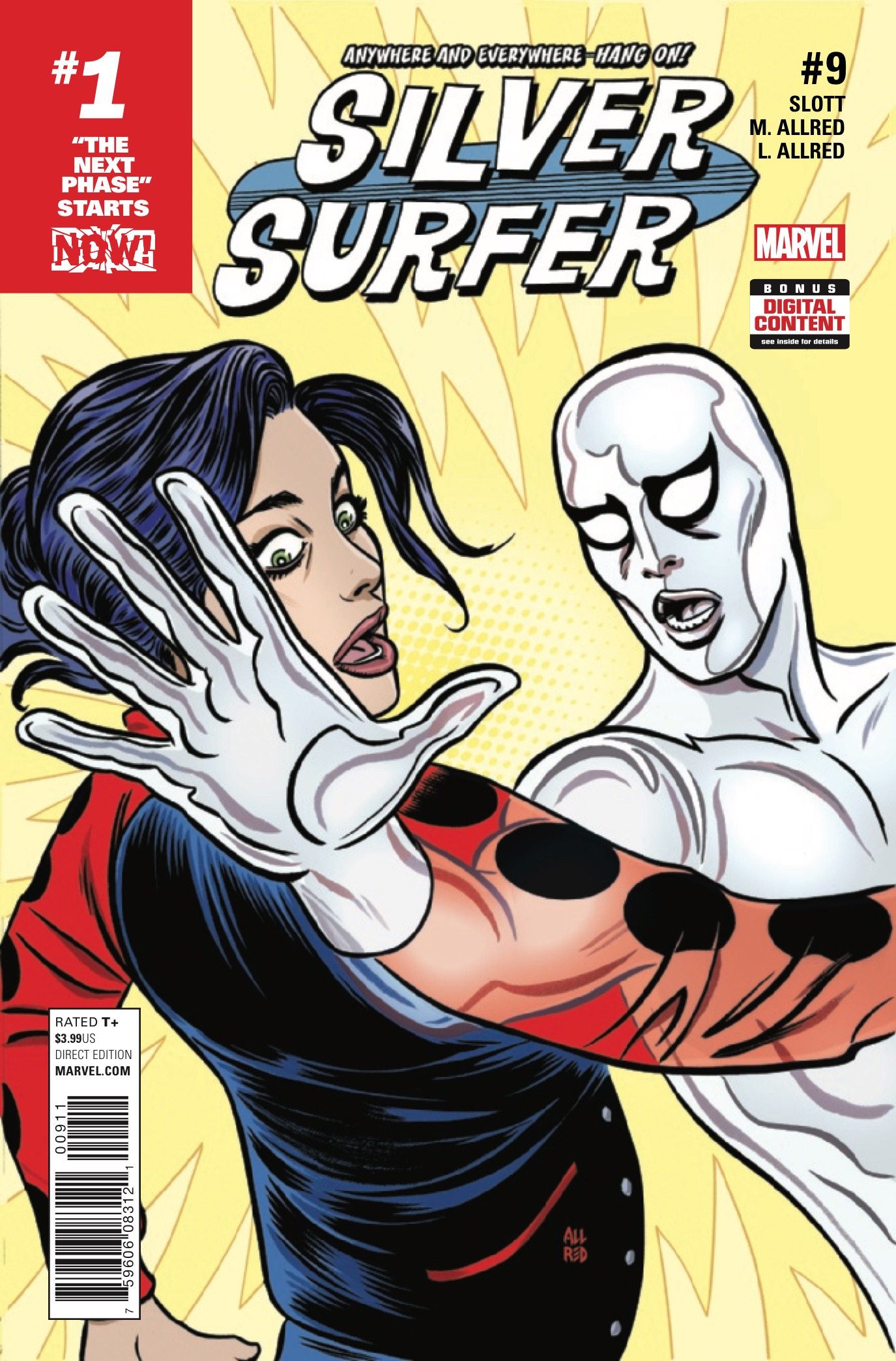 Silver Surfer #9 Review
