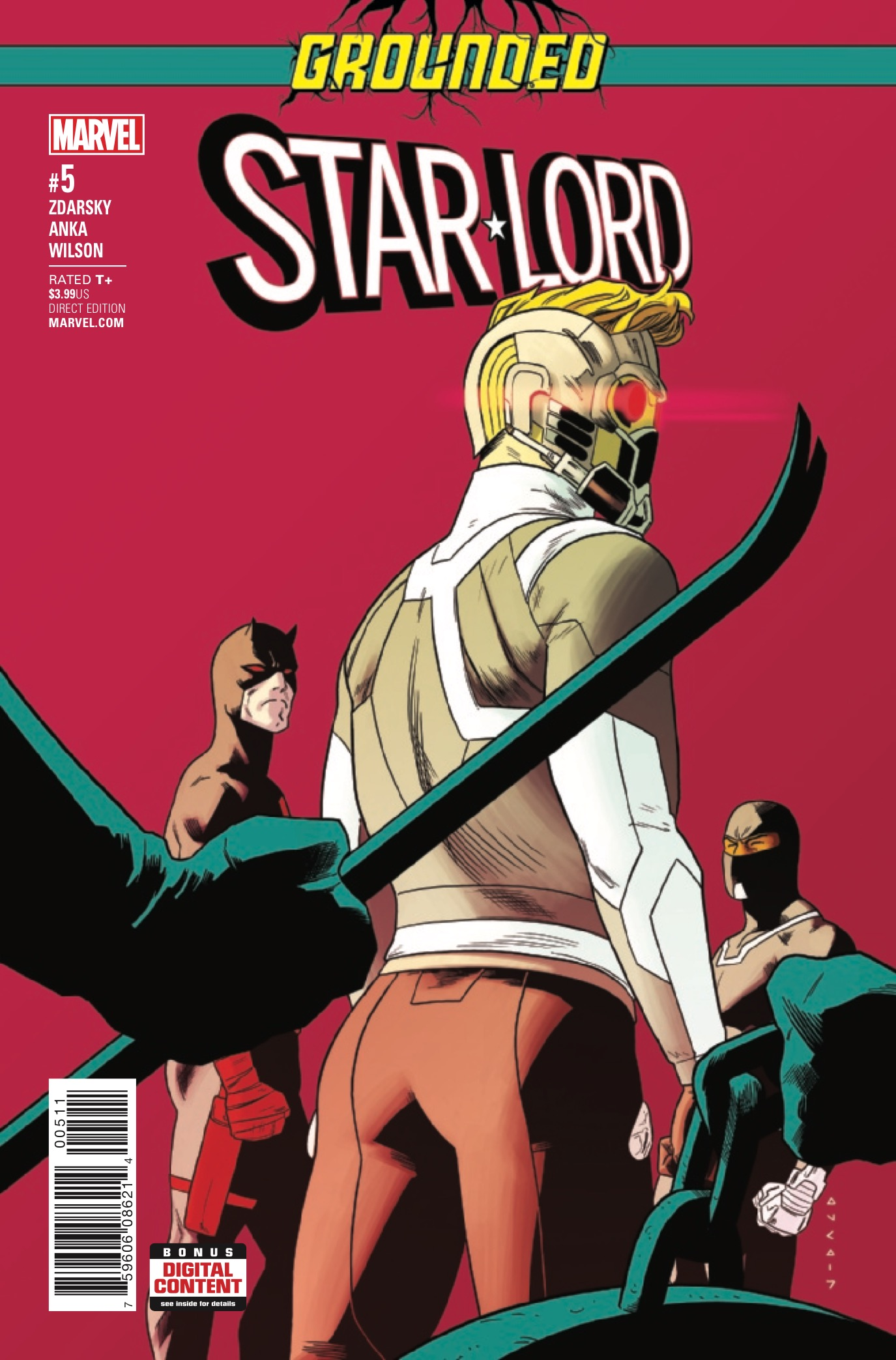Star-Lord #5 Review