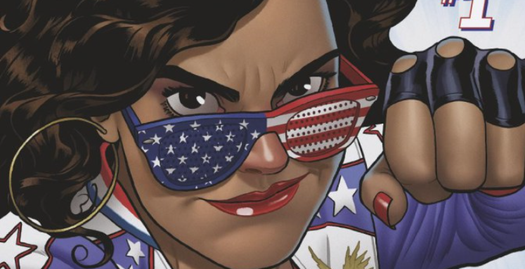 America #1 Review