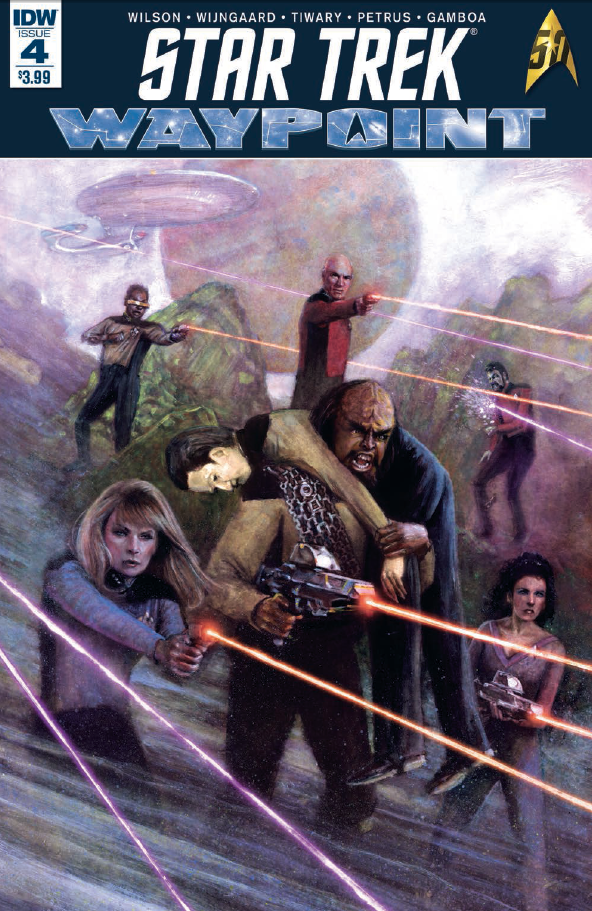 Star Trek: Waypoint #4 Review