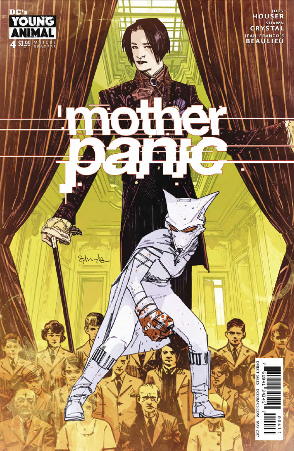 Mother Panic #4 Review
