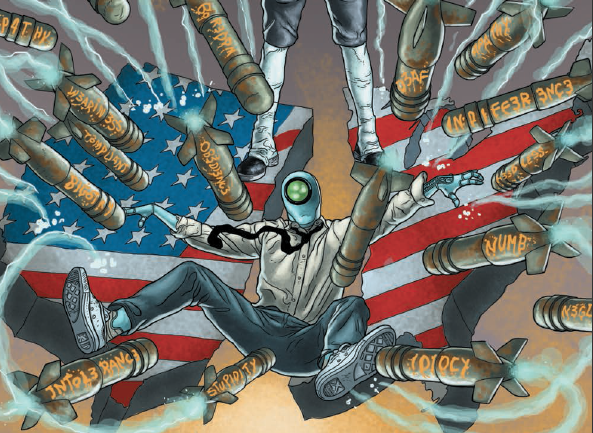 D4VEocracy #2 Review