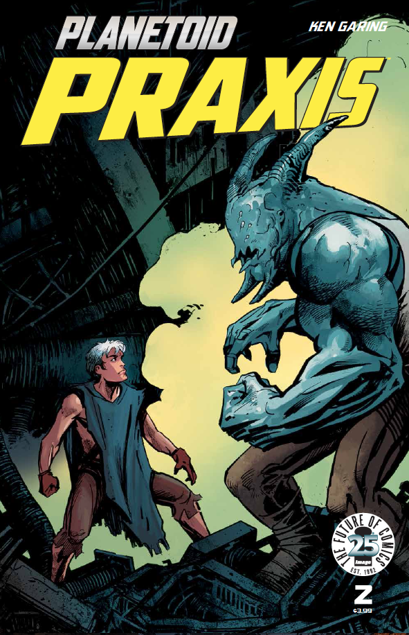 Planetoid: Praxis #2 Review