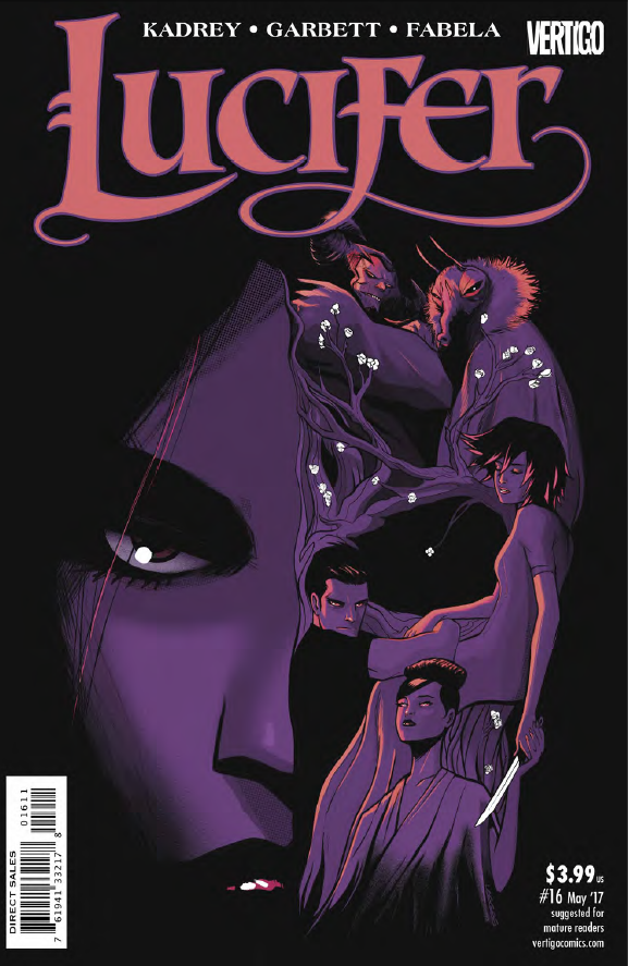 Lucifer #16 Review