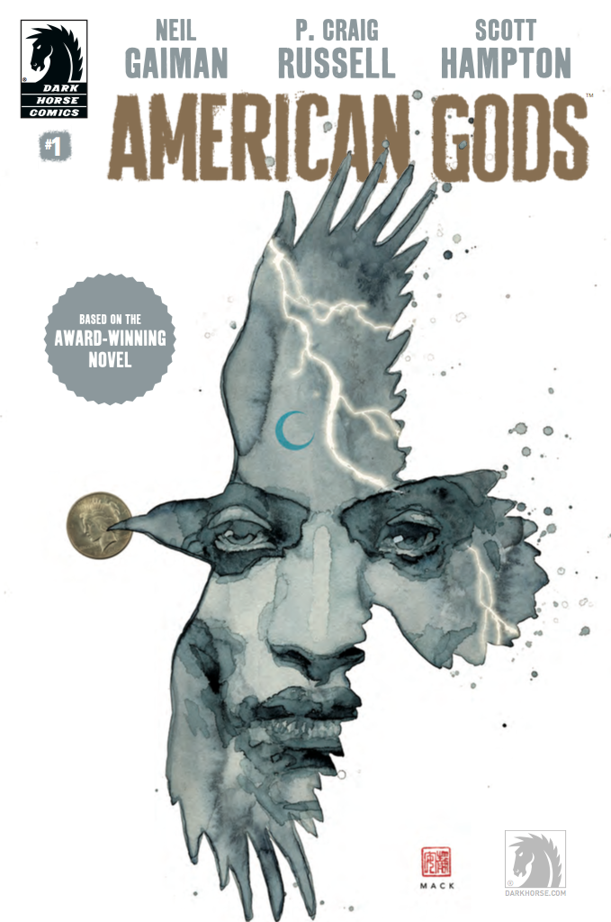 American Gods #1 Review