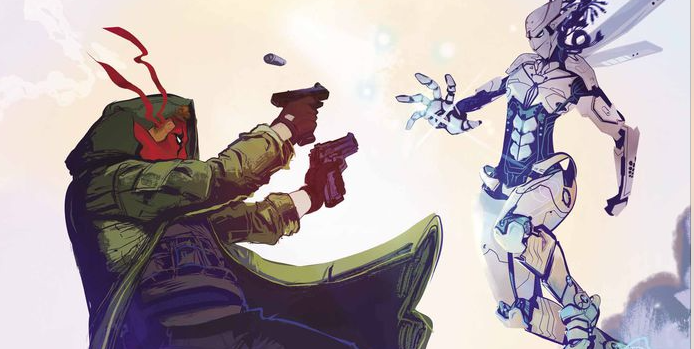 The Wild Storm #2 Review
