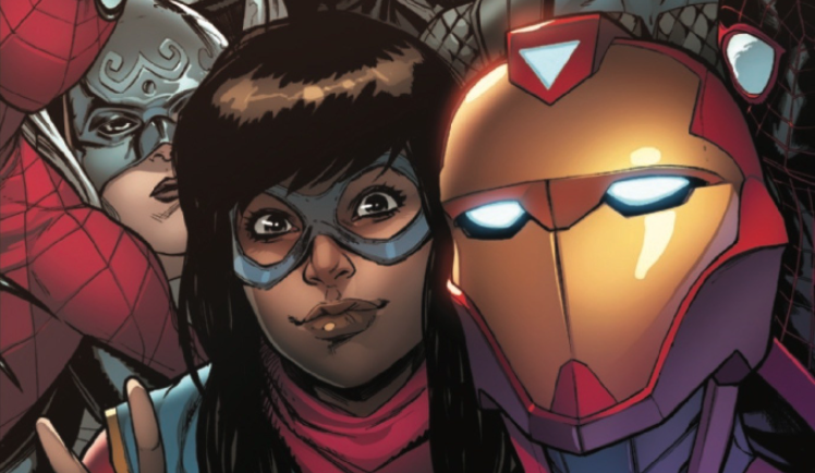 Marvel Preview: Invincible Iron Man #5