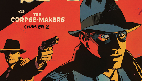 Will Eisner's The Spirit: The Corpse-Makers #2 Review