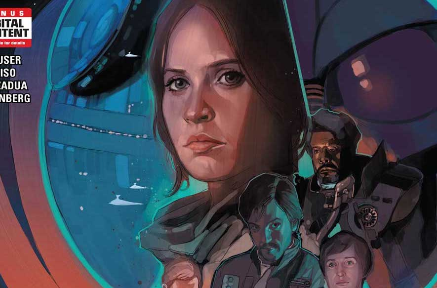 Marvel Preview: Rogue One Adaptation #1